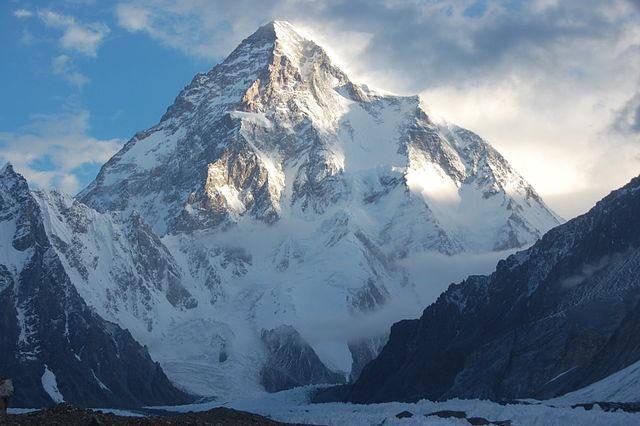 Montagna K2, storia della seconda vetta più alta al mondo