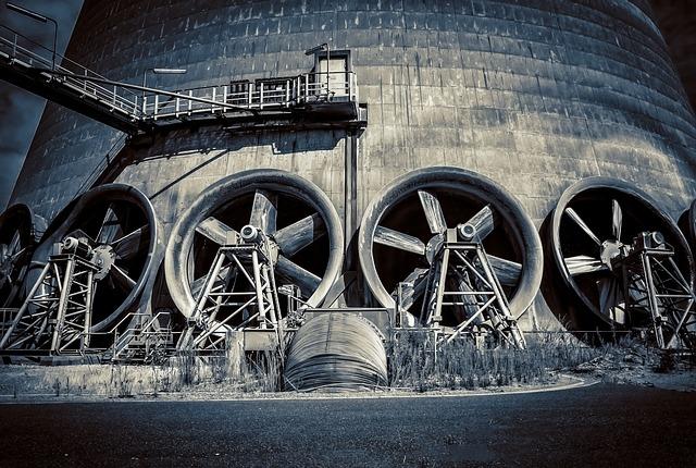 Perché scegliere i condizionatori industriali per il raffrescamento dei capannoni