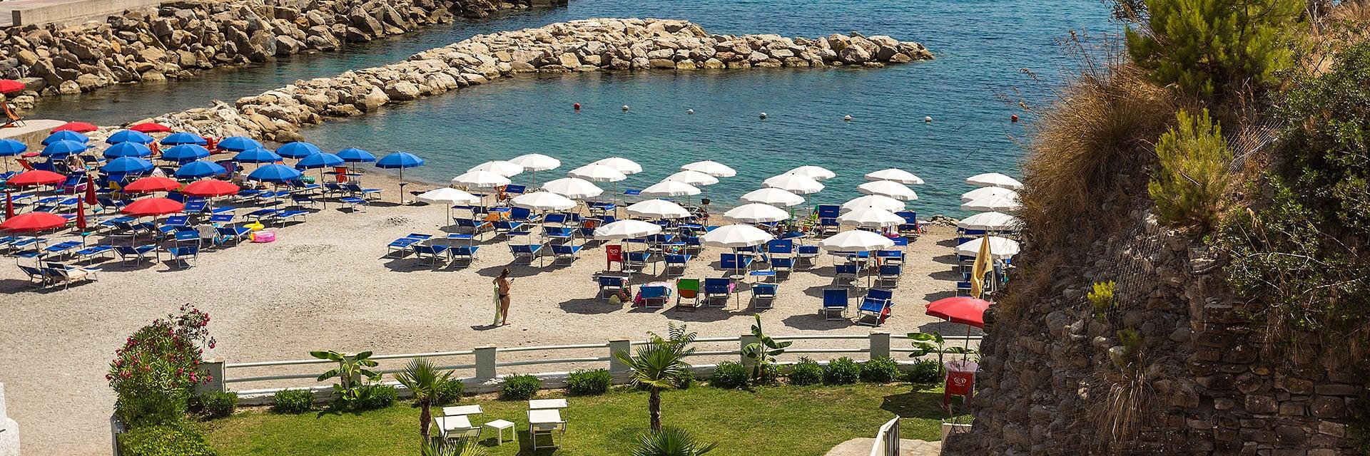 Cilento: i migliori residence con spiaggia privata
