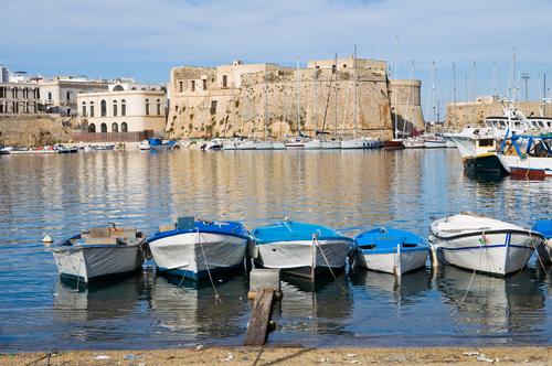 Vivi le spiagge di Gallipoli con la navetta
